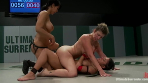 MILF Sara Jay masturbates with huge dildo