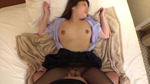Busty japanese dentist need gets ramming hard in HD