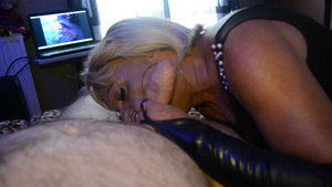 Very sexy french furry Uma Jolie raw orgasm pussy fucking