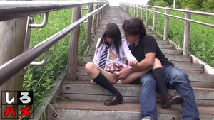 Hairy japanese brunette has a soft spot for rough sex HD