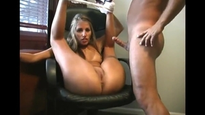 Big boobs amateur butt pounded