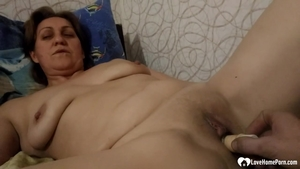 Hard slamming escorted by hot mature