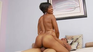 Hard nailining along with very hawt ebony mature