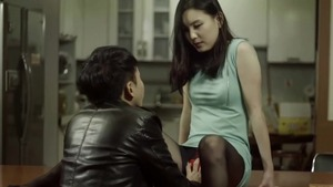 Asian celebrity helps with rough nailing HD