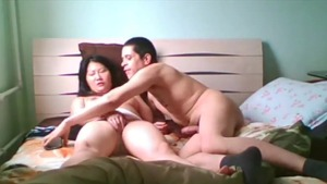 Interracial fucking asian HD