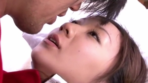 Hairy asian wishes for fetish hard sex in HD