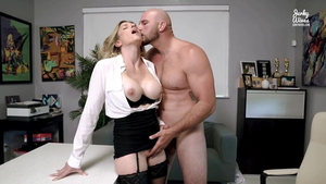 Cory Chase seduced XXX video