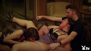Sloppy fucking starring american swinger