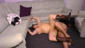 Aged granny agrees to hard pounding