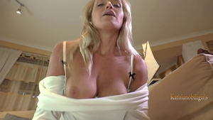 Adorable mature taboo rammed hard