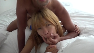 Asian Hiyori Kojima got nailed