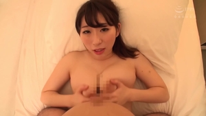 Rough fucking escorted by big tits japanese slut