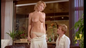 Vintage gorgeous Brigitte Lahaie blonde hair fucked in the ass