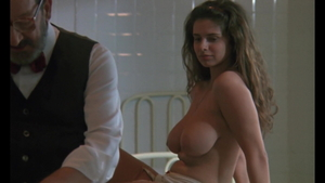 Sarah Jane Hamilton close up fingering sex scene