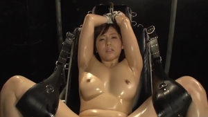 Hairy japanese mature threesome HD