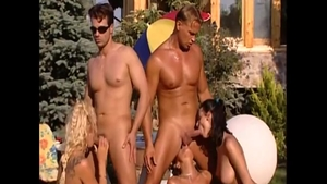 Orgy with Michelle Wild alongside Sandra Iron