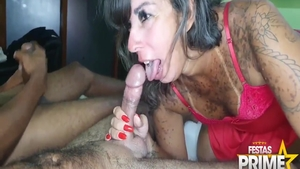 Gangbang hot latina