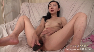 Hairy asian mature creampie at casting