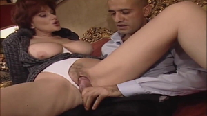 Vintage italian bisexual in pantyhose group sex