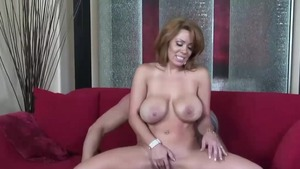 Busty mature Pussy fucked
