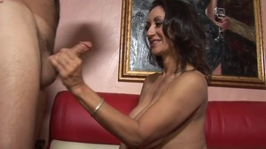Big ass Persia Monir pornstar cumshot sex scene