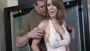 Hard sex together with big tits latina housewife Lee Stone