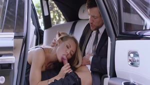 Young babe Nicole Aniston has a soft spot for the best sex