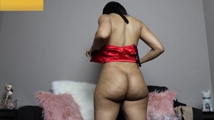 Big ass asian female really likes pussy sex